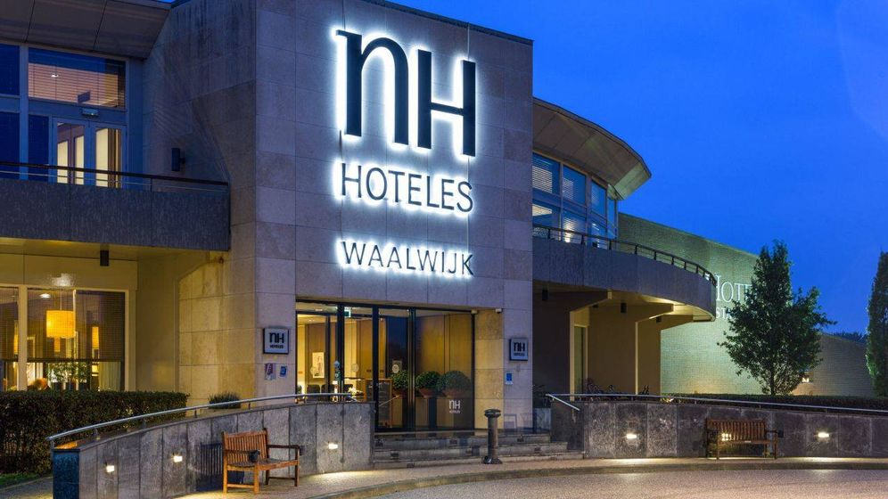 Foto: Imagen de archivo de un hotel de NH