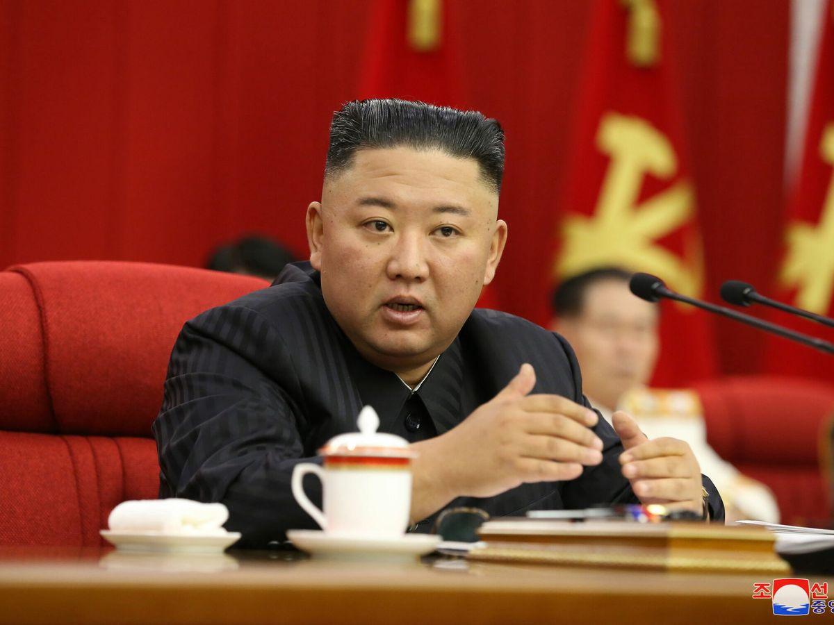 Foto: Kim Jong-un. (EFE)