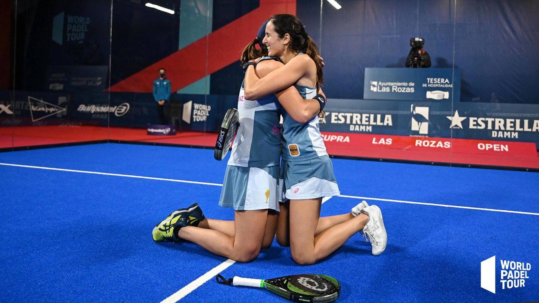 Lucía Sainz y Gemma Triay, nuevas número 1 del mundo de pádel