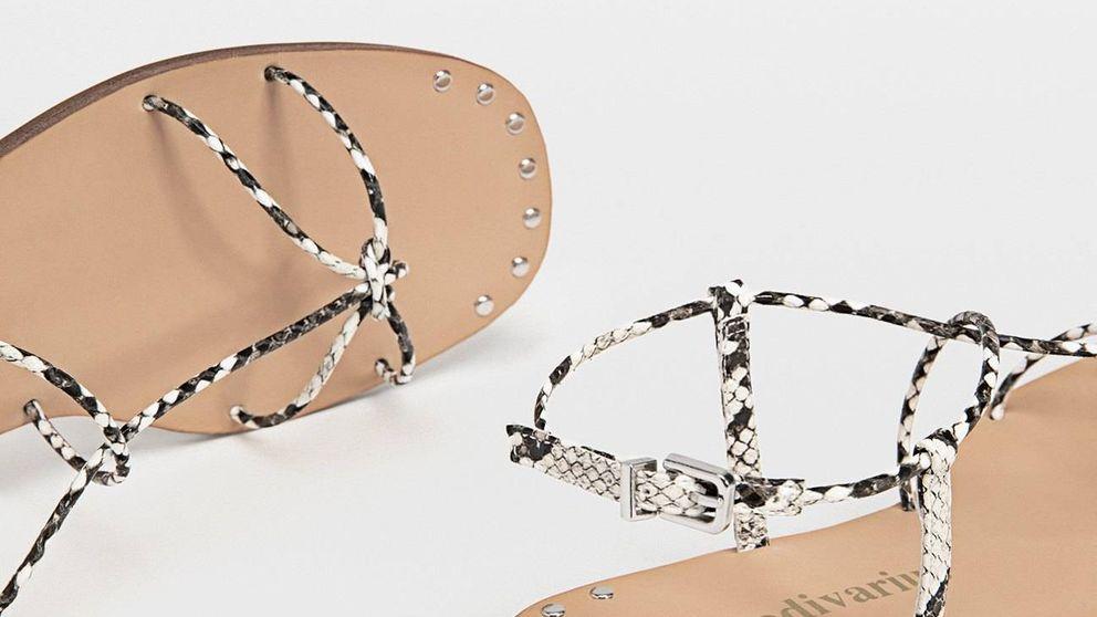 Las sandalias planas más elegantes de Stradivarius y que sirven para cualquier look cuestan 10€