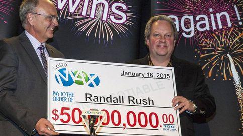 Gana 50 millones en la lotería y el hijo de sus mejores amigos le estafa