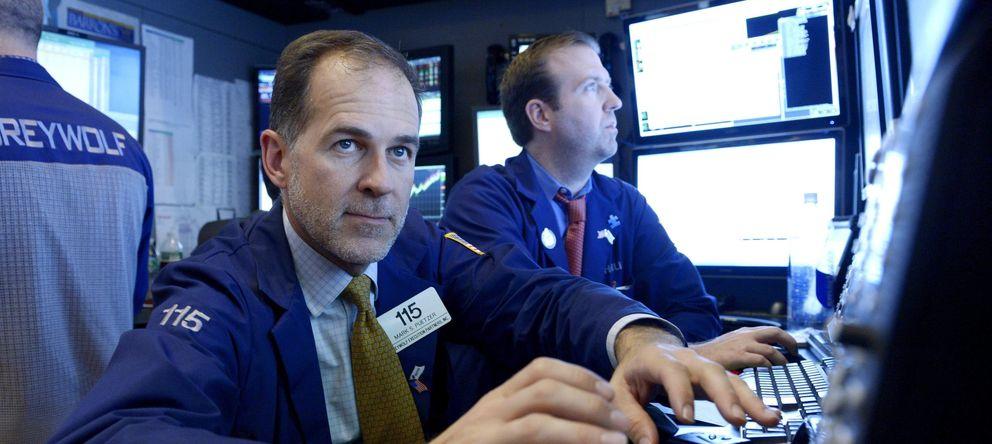 Foto: Wall Street cierra en rojo empujado por la caída de las empresas productoras de energía