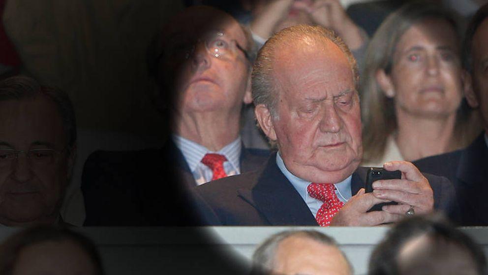 La llamada 'secreta' del Rey Juan Carlos a Marichalar