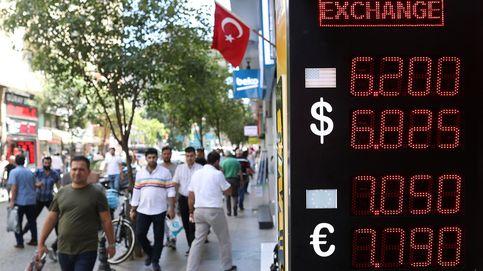 Turquía baja los tipos de interés un punto y los sitúa en el 9,75 %