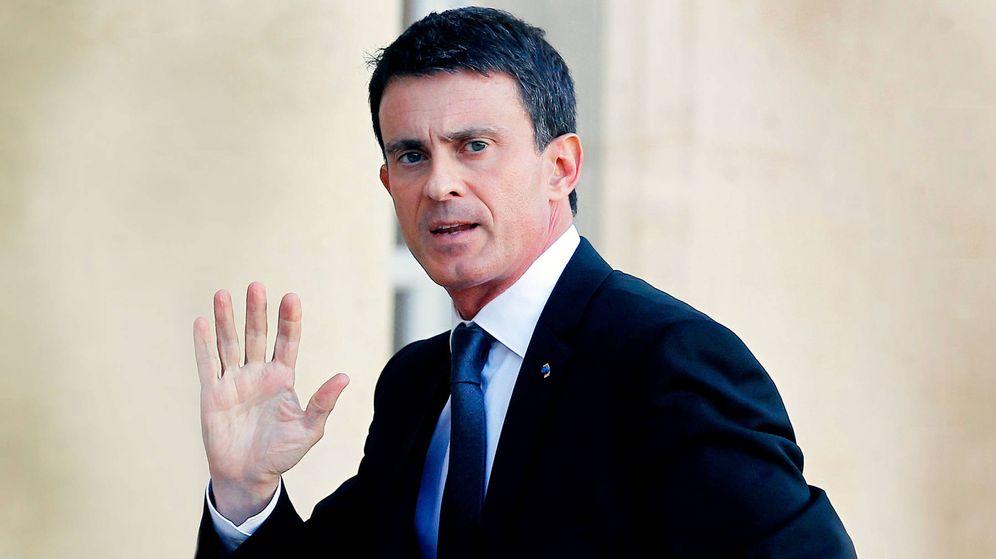 Foto:  Manuel Valls, en una imagen de archivo. (Getty)