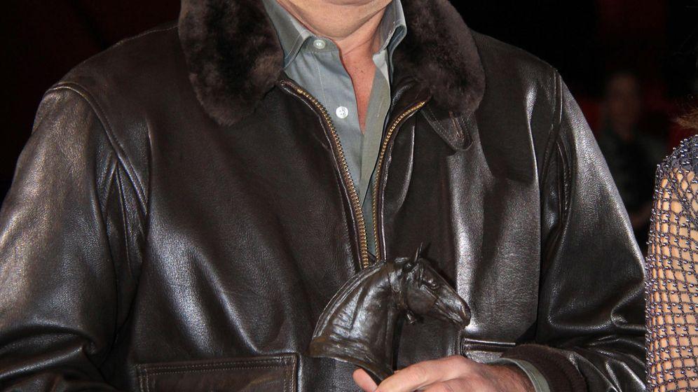 Foto: El presentador en los premios SICAB