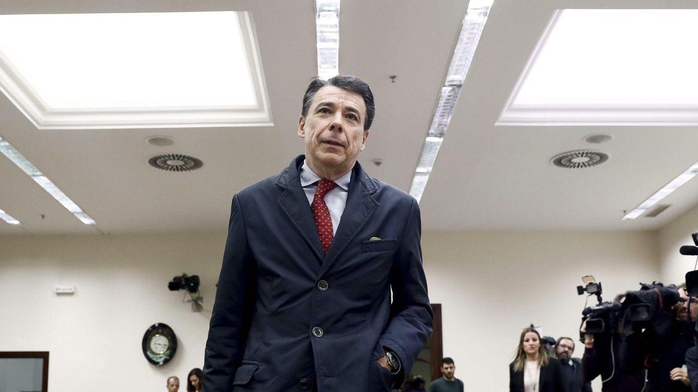 El Ayuntamiento de Madrid notifica a Ignacio González su reingreso como funcionario
