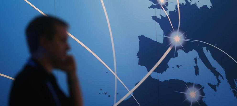 Foto: Imagen del Mobile World Congress de Barcelona. (Reuters)
