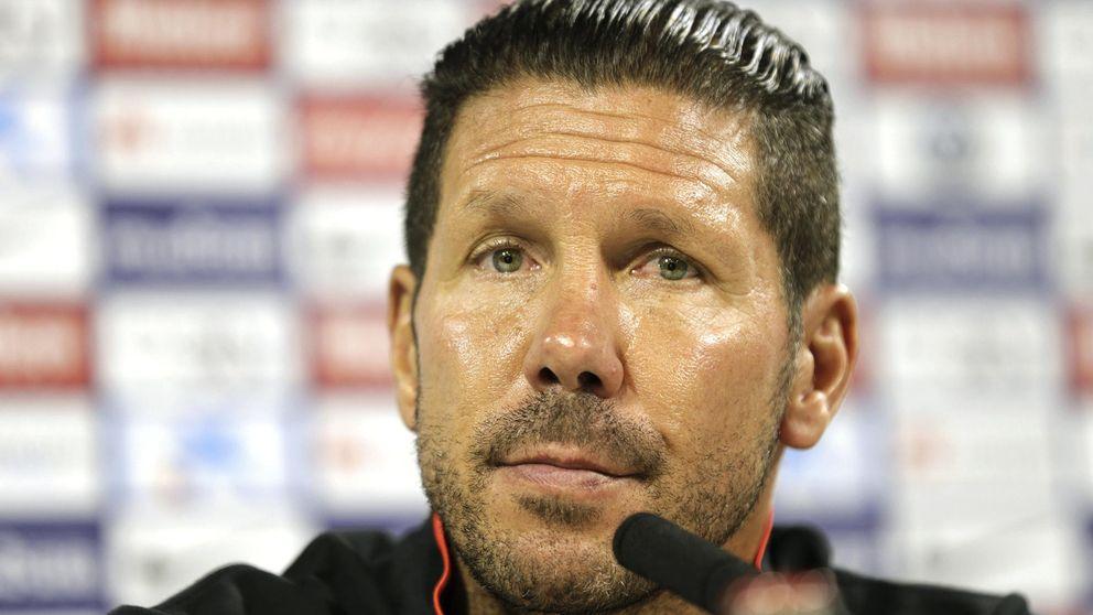 Simeone se muestra cauto: No hemos dado en la tecla perfecta ante el Barça