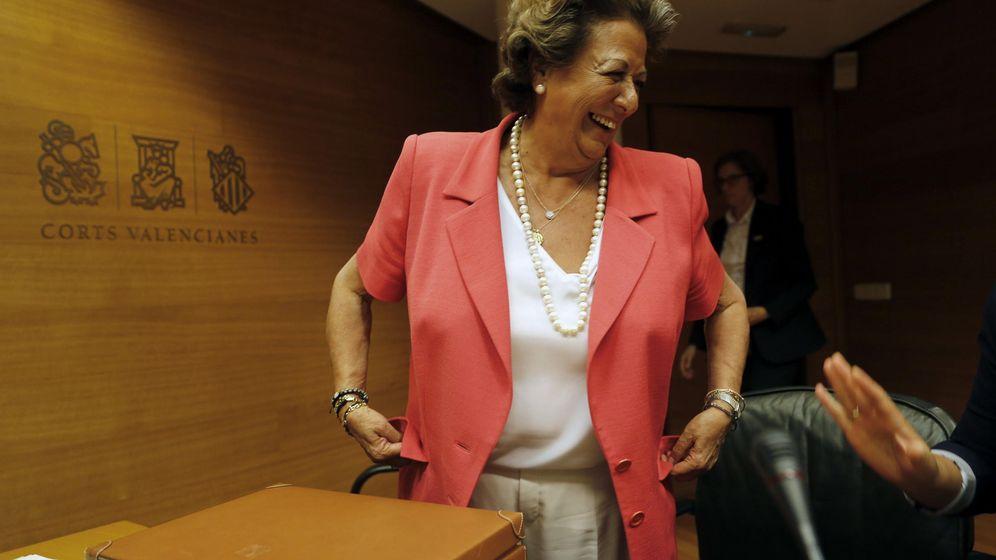 Foto: La exalcaldesa de Valencia, Rita Barberá, en una fotografía de archivo. (Efe)