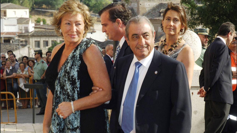 Foto: Juan José Hidalgo y Eloísa Gutiérrez en una imagen de archivo (Gtres)