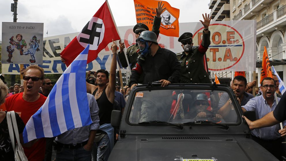 La probabilidad de que Alemania indemnice a Grecia es cero