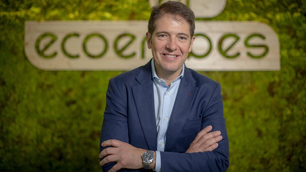 Foto: Óscar Martín, consejero delegado de Ecoembes.