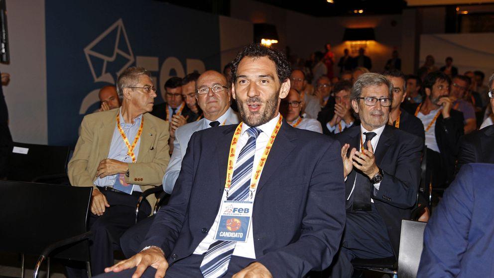 Los retos que le esperan a Jorge Garbajosa como presidente de la FEB