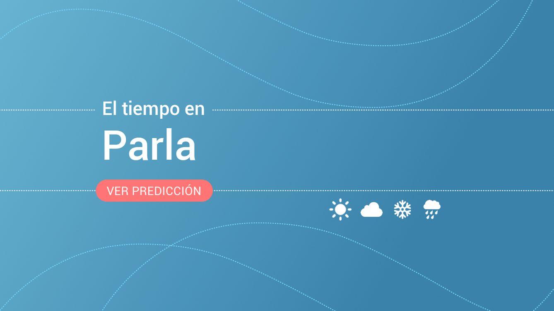 El tiempo en Parla: previsión meteorológica de mañana, jueves 24 de octubre