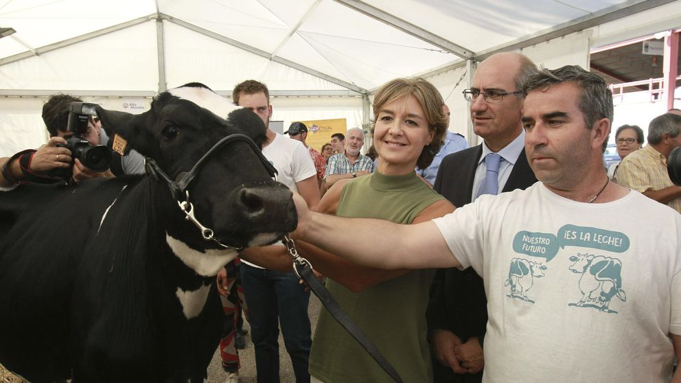 La UE prepara 500 millones para los ganaderos, pero no hinchará precios