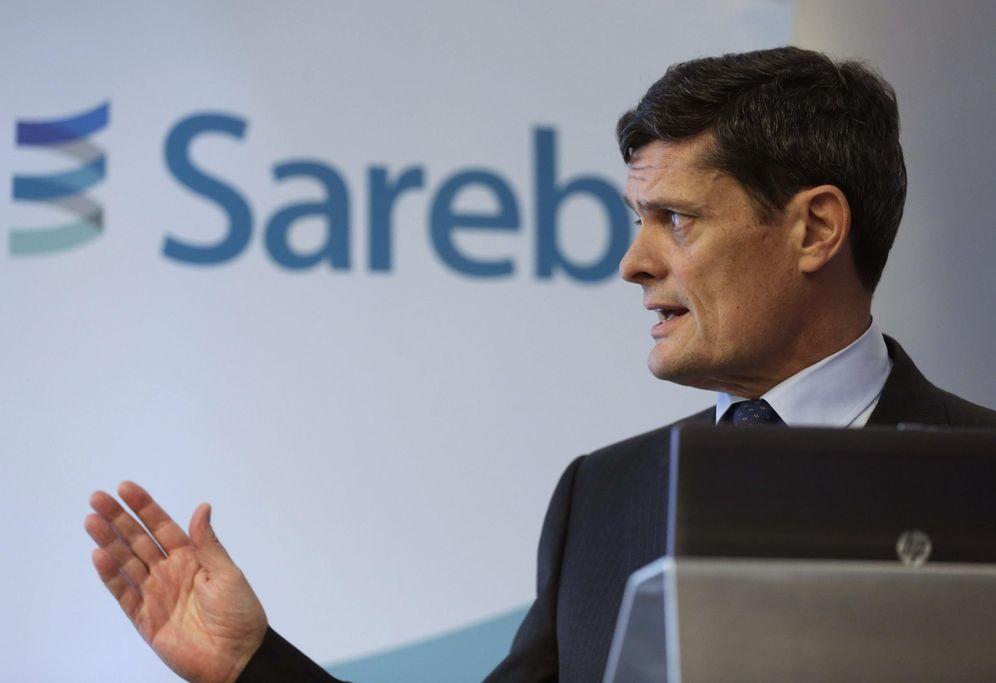 Foto: Jaime Echegoyen, presidente de Sareb.