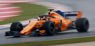 Post de Hamilton es el más rápido el día que McLaren respiró de tranquilidad