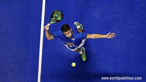 El mejor punto de los cuartos de final del Granada Open de pádel