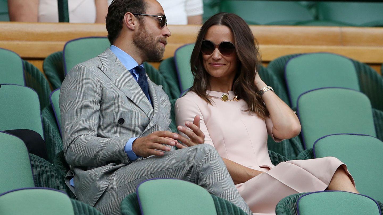 El look de Ralph Lauren que lleva James Middleton. (Reuters)