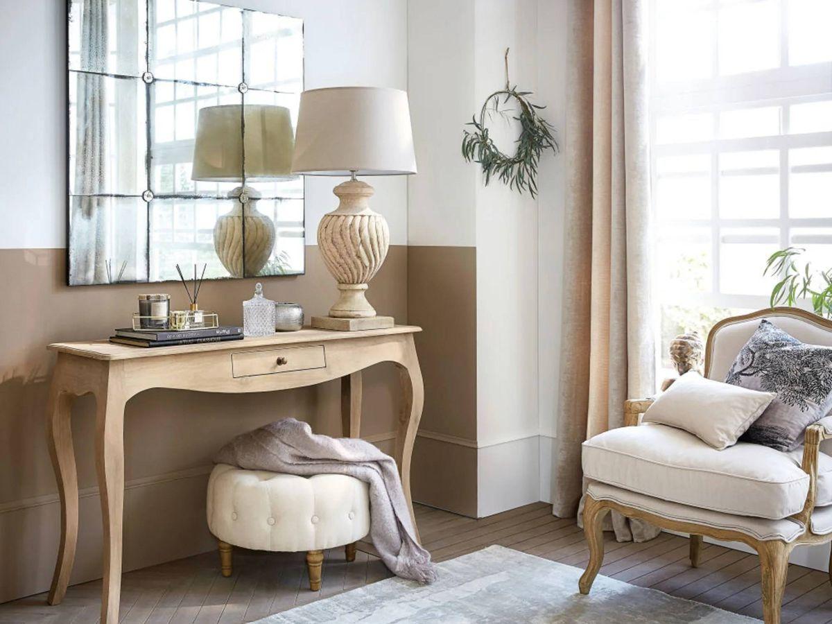 Foto: Maisons du Monde te ayuda a conseguir un estilo rústico. (Cortesía)