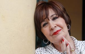 Concha Velasco, operada este miércoles de un linfoma