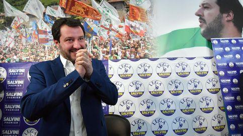 Bruselas se queda muda ante el ascenso de Salvini y la incertidumbre en Italia