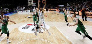 Post de El Madrid se quita de encima al Zalgiris en su lucha por el 4º puesto de Euroliga