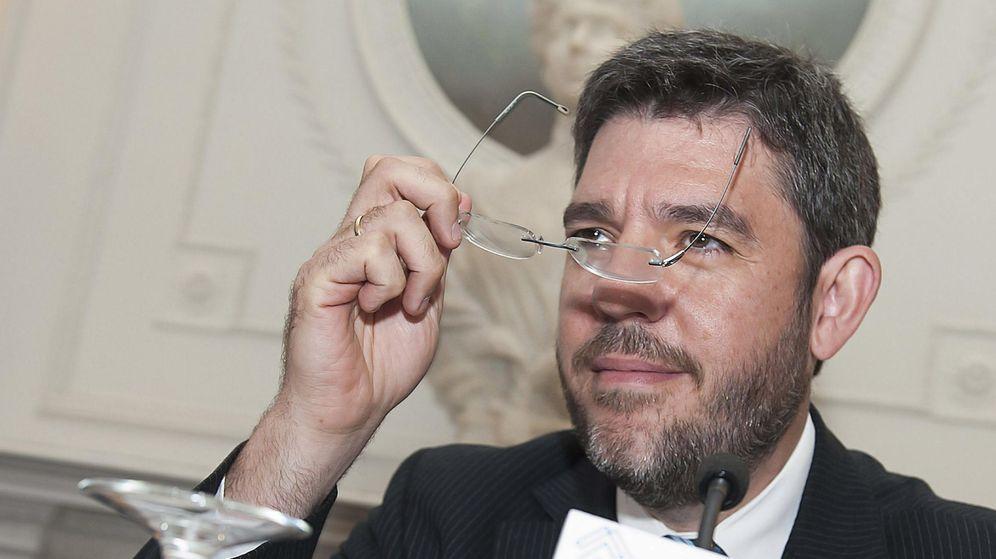 Foto: Alberto Nadal, secretario de Estado de Presupuestos (EFE)