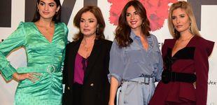 Post de Las celebrities apoyan a Lourdes Montes en su debut en SIMOF (y han vestido así)