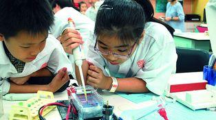 Singapur, o cómo convencer a los niños para que estudien Formación Profesional