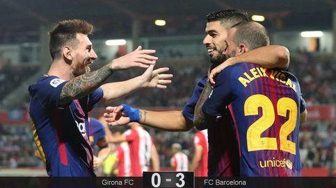 El único que no se independizó en Girona fue Leo Messi