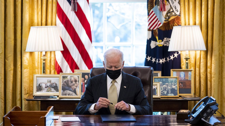 CEOs y mandatarios europeos pedirán a Biden cooperación EEUU-UE sobre cambio climático