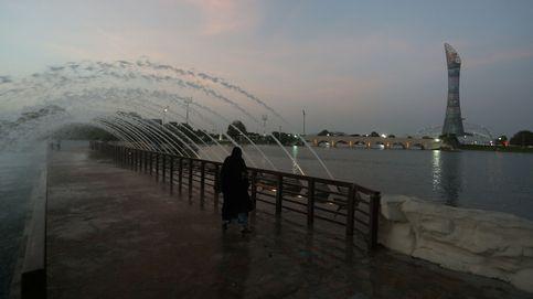 Amanecer en Qatar