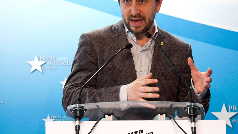 Toni Comín anuncia para junio el primer impuesto de la República catalana