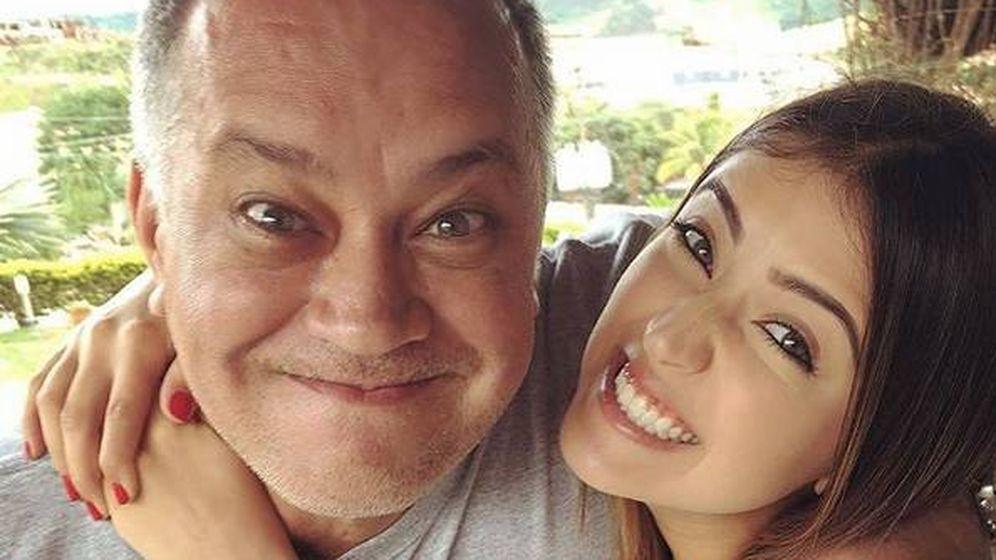 Foto: Diosdado Cabello y su hija Daniella. (Instagram)