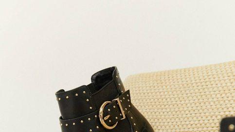 Stradivarius advierte del regreso de las tachuelas con unos botines negros que merecen estar en tu armario