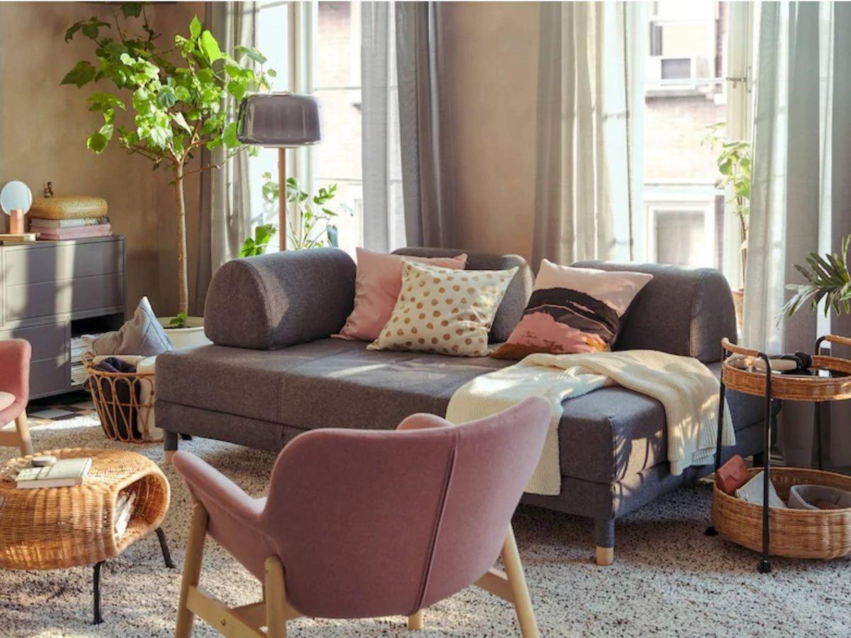 Foto: Ikea te enseña a limpiar tus muebles de madera. (Cortesía)