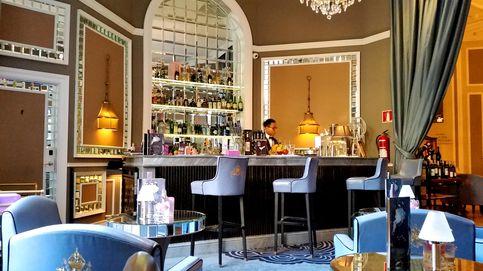La espectacular coctelería del Dry Bar del hotel María Cristina