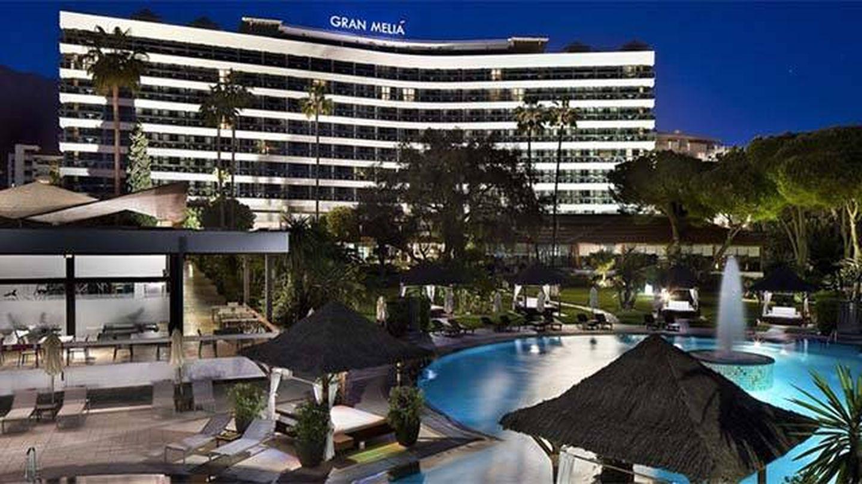 Hotel Don Pepe Gran Meliá.