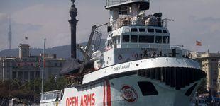 Post de Un tribunal italiano permite la entrada del Open Arms en sus aguas territoriales
