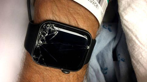 Un hombre salva la vida gracias a la función de caídas del Apple Watch