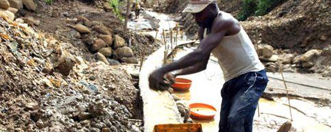 Foto: Estados Unidos impone un control sobre los 'minerales de sangre'