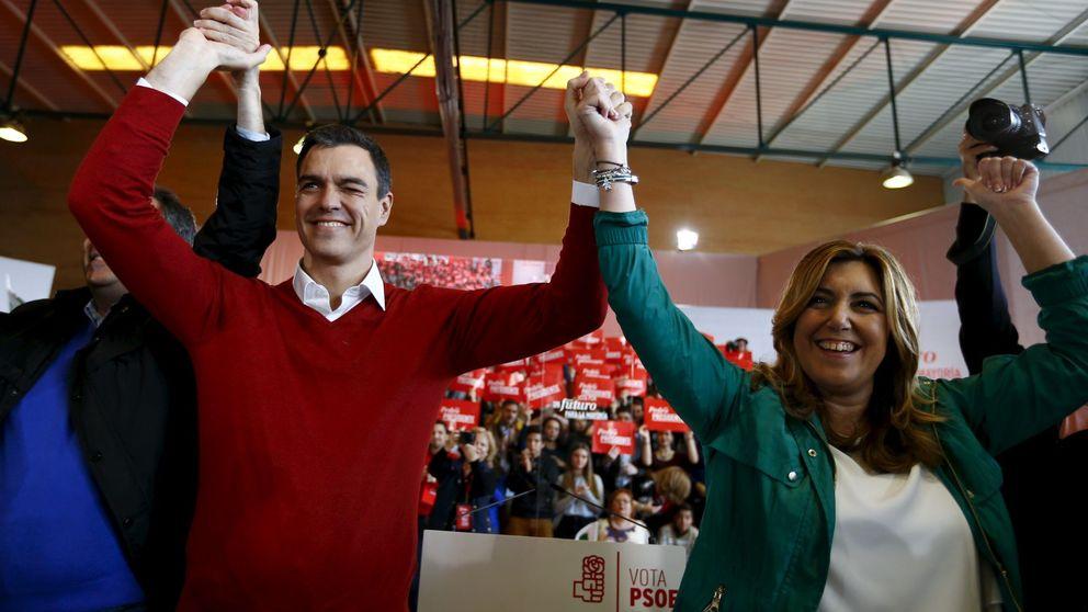Los desleales a Pedro Sánchez