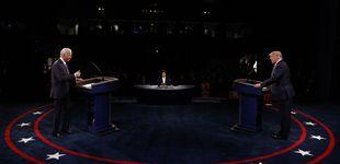 Post de Más calmado y contenido: Donald Trump se despide de los debates presidenciales