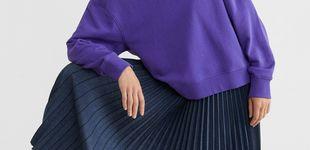 Post de Esta falda plisada de Parfois será tu aliada para la ofi y el 'after work'