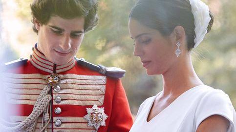 """La prensa internacional alaba el enlace de los Alba: """"Una boda de cuento de hadas"""""""