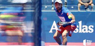 Post de Así fue el debut de las parejas favoritas en el Jaén Open de pádel