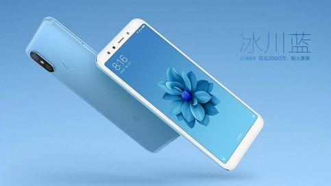 Xiaomi Mi 6X: otro móvil 'rompe precios' al que debes estar muy atento