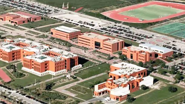 Foto: Campus de la Universidad Alfonso X el Sabio. (YouTube)